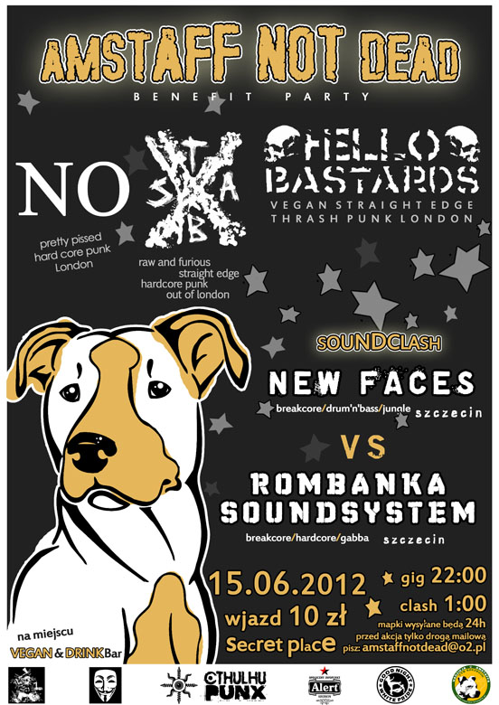 Hello Bastards @ Poland 2012