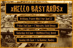 xHBx Brittany Tour June'17